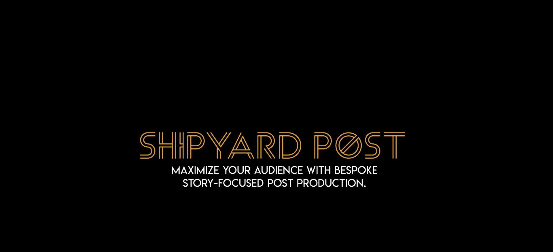 SHIPYARD POST
